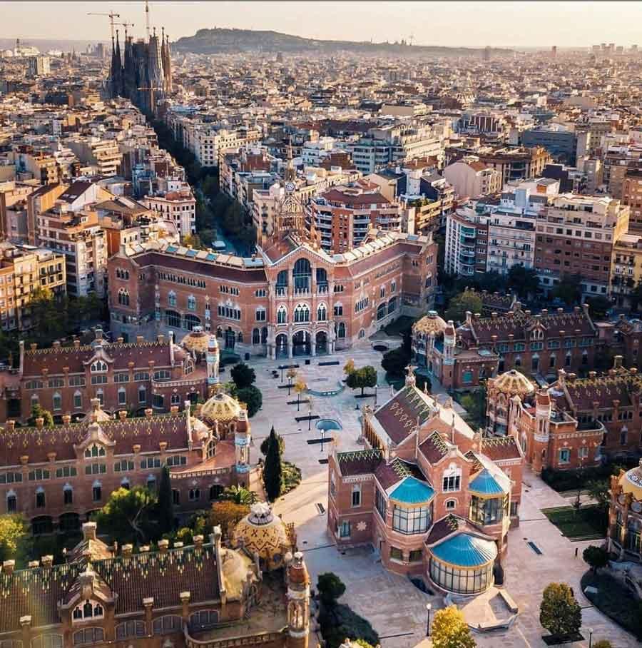 Aware en el Barcelona Health Hub.