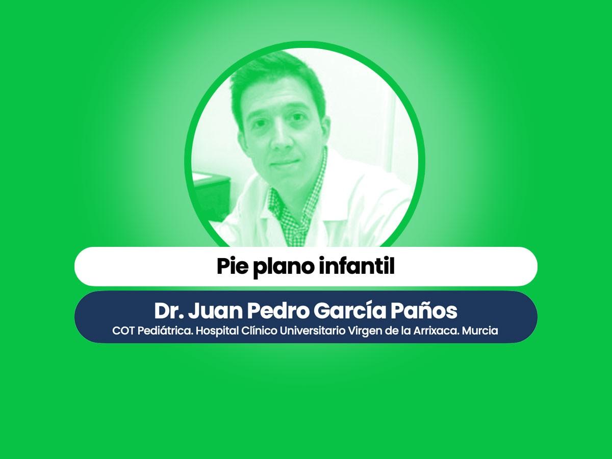 Dr. Juan Pedro García Paños