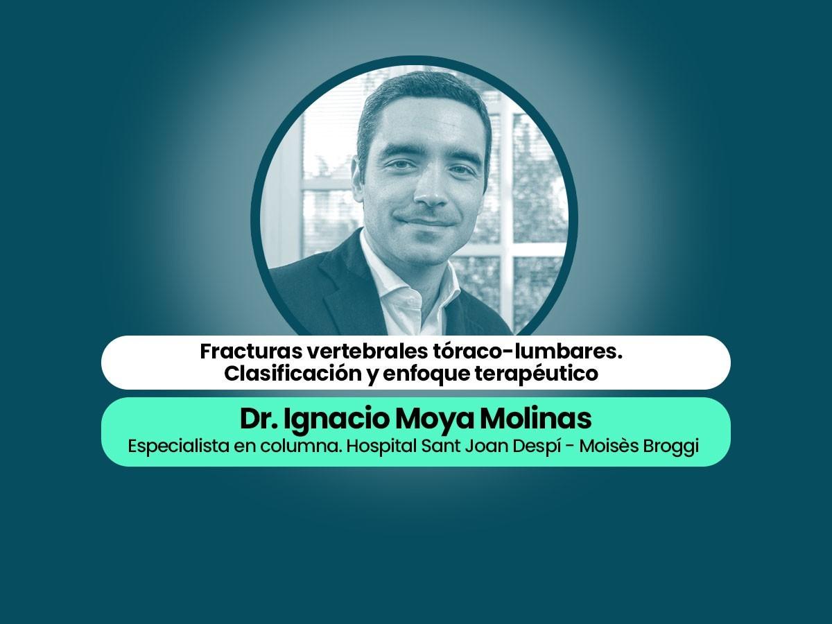 Dr. Ignacio Moya.