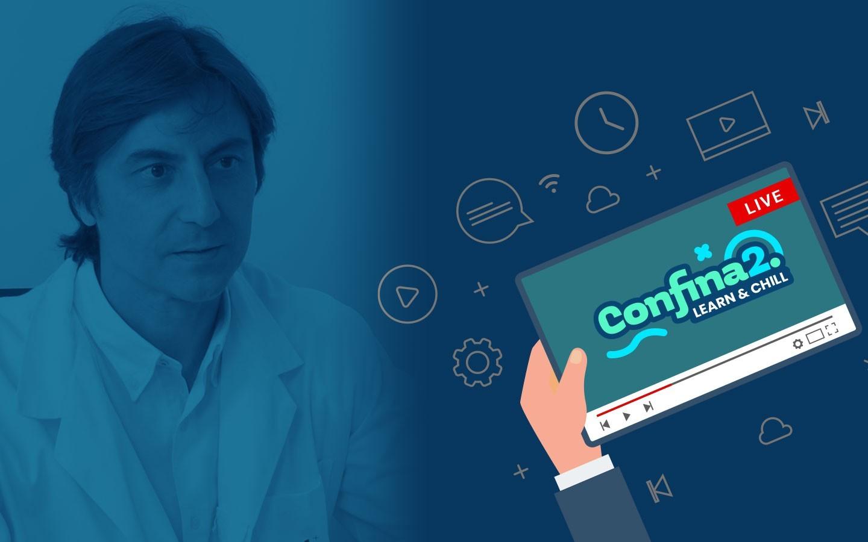 """Confina2.0: Dr. Francisco Martínez Martínez – """"Lesiones de tendones extensores"""""""