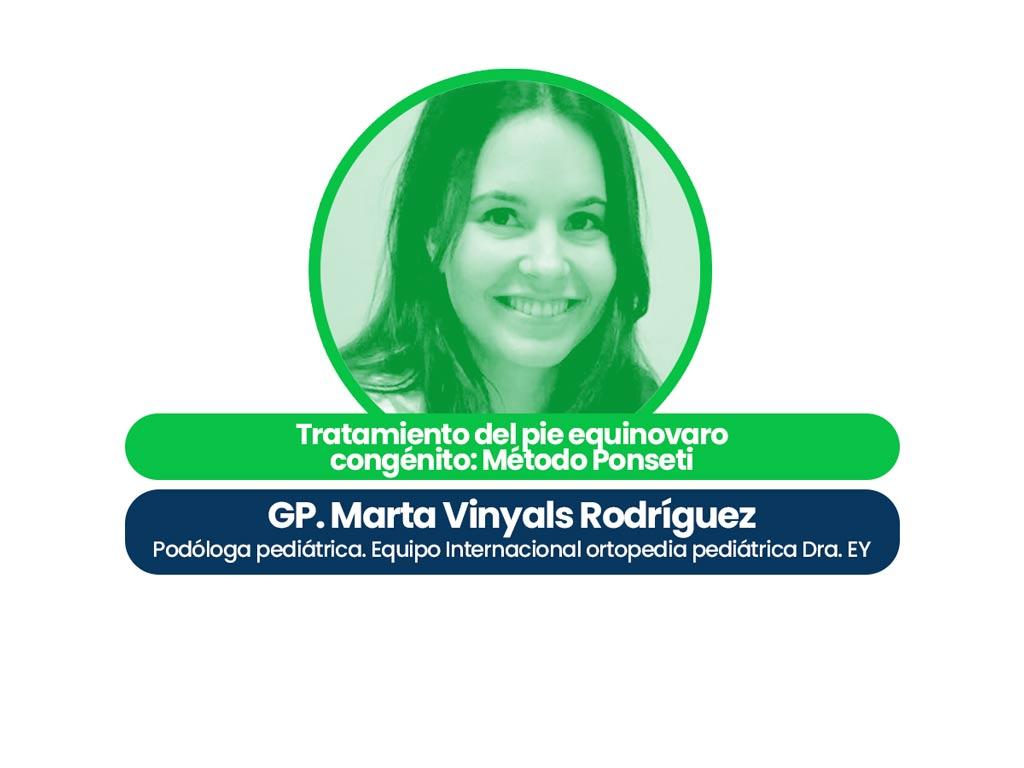 GP Marta Vinyals Rodríguez