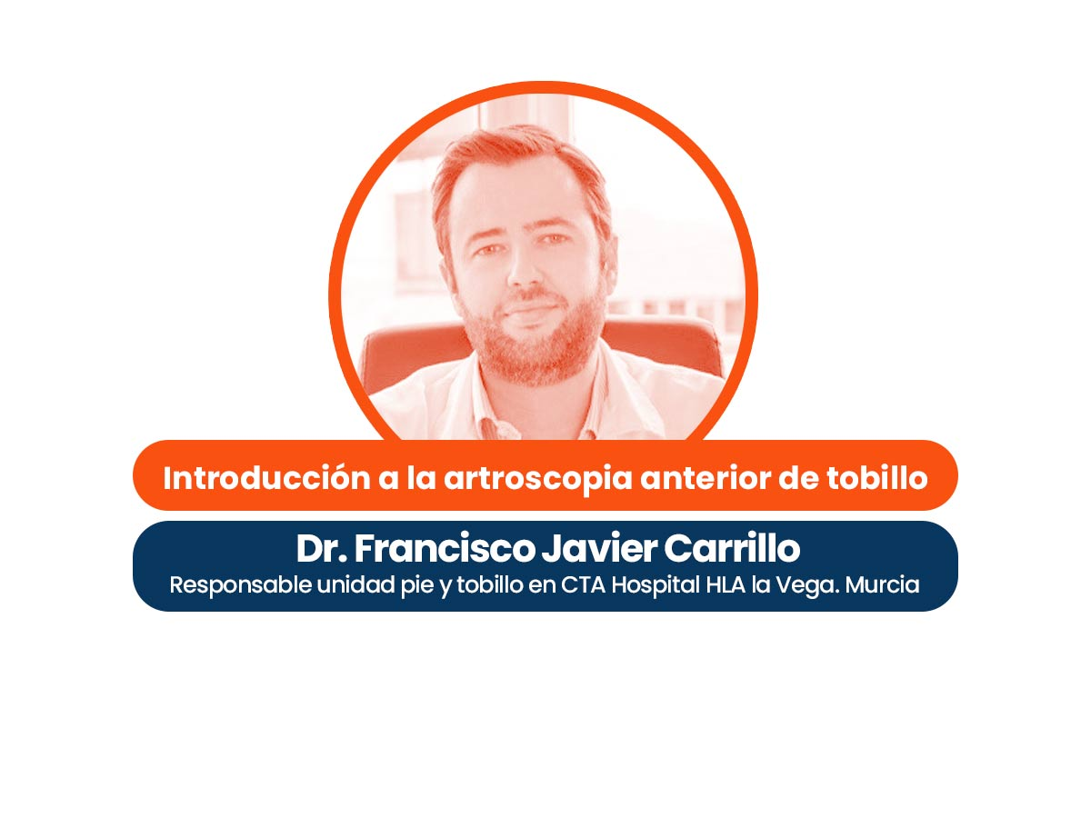 Foto Dr. Francisco Javier Carrillo Piñero