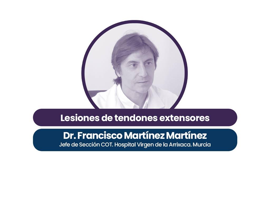 Foto Dr. Francisco Martínez