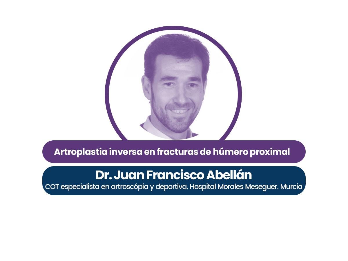 Foto Dr Juán Francisco Abellán