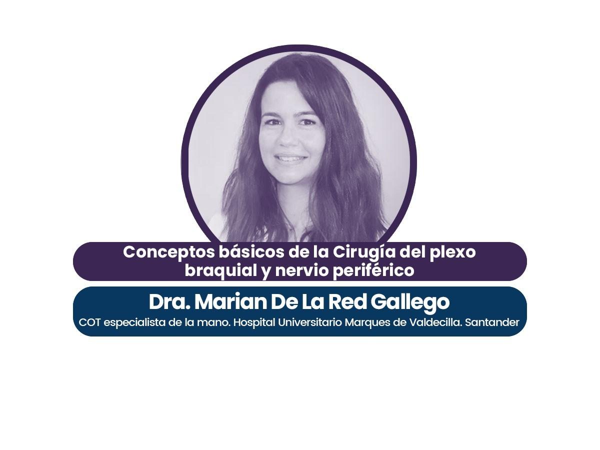 Foto Dra Marian De La Red