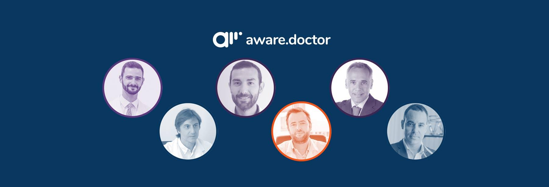 Actualizarte depende de ti. Descubre 6 nuevos Skills e Instructores en Aware.doctor.