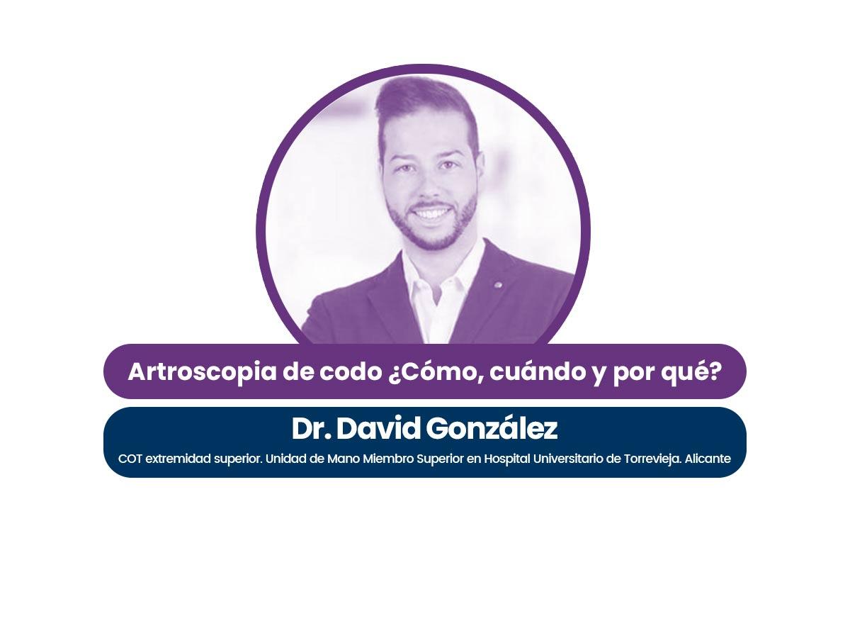 Foto Dr David González