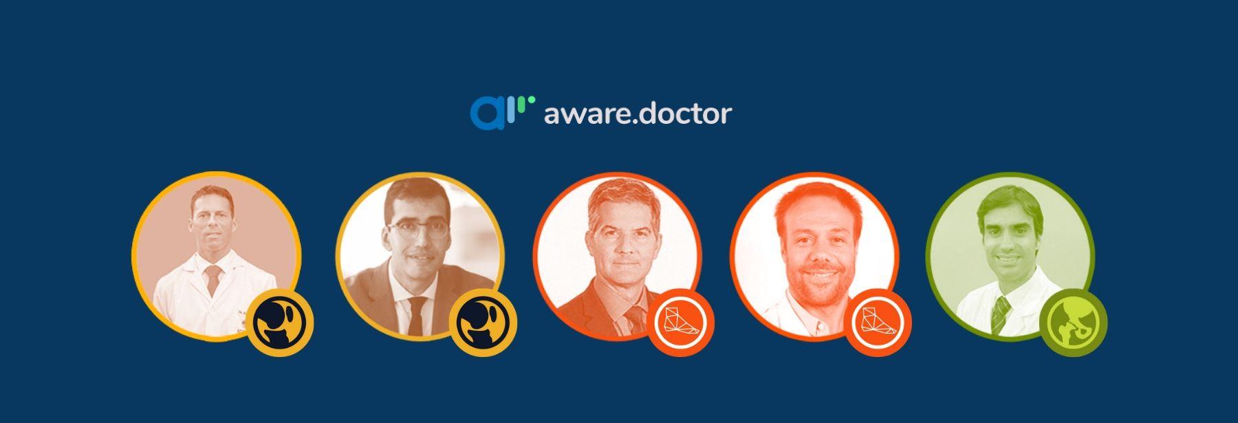 4 Nuevos Skills en aware.doctor: actualízate desde donde quieras.