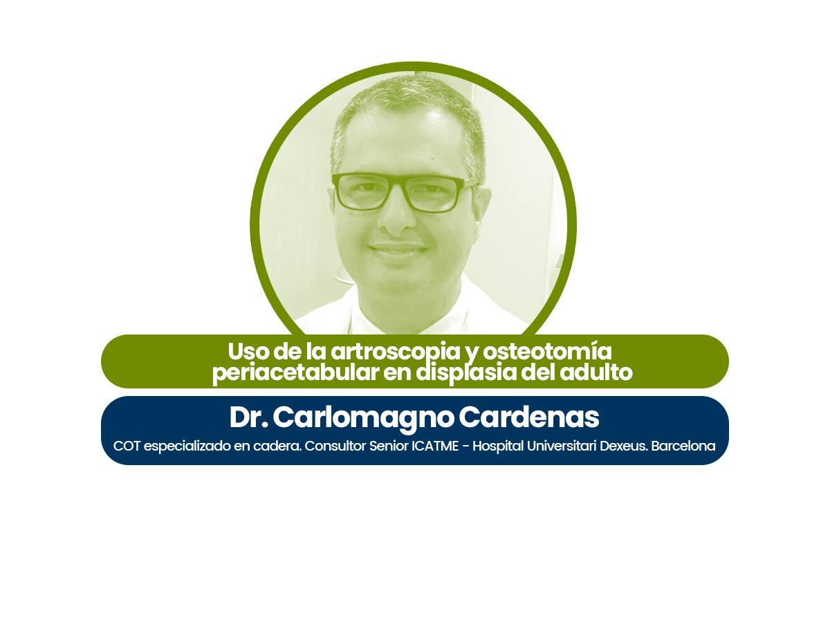 Dr. Carlomagno Cardenas