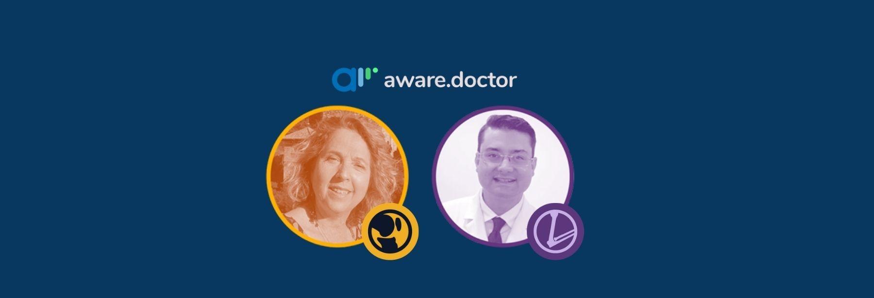 2 nuevos Skills, 2 nuevos instructores en Aware.Doctor.