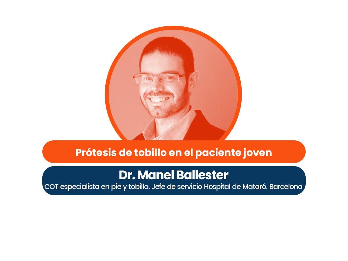 Foto Dr. Manel Ballester