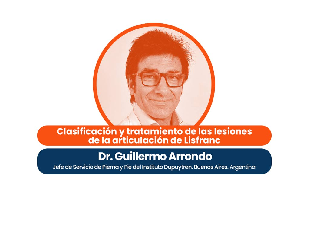 Dr. Guillermo Arrondo